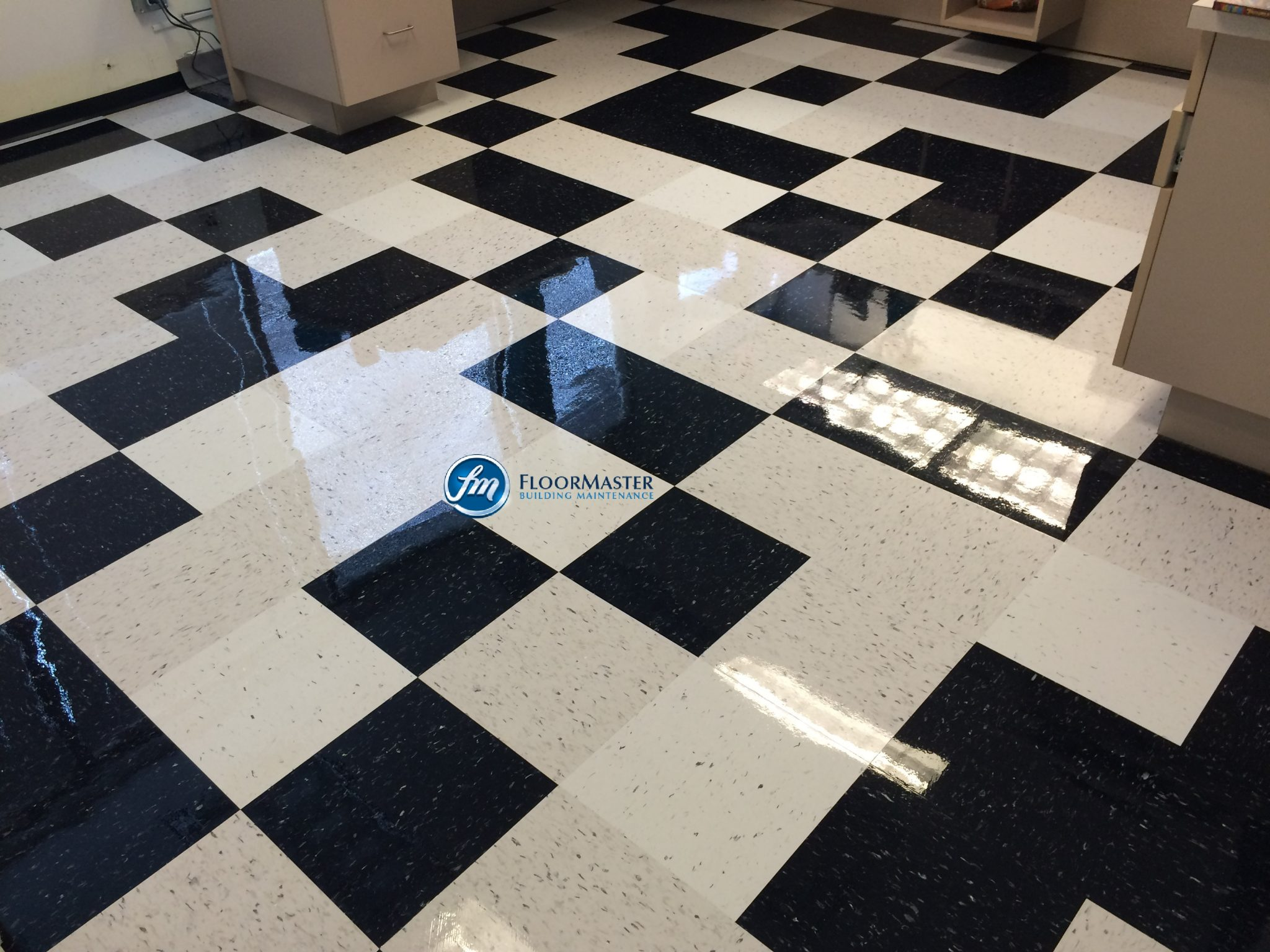 Floor Master Building Maintenance 187 New Floor Shine